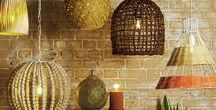 Savannah Safari / This trend combines stunning natural materials with the colours of the savannah to create lights that are both striking and unique. Beautiful beading and dramatic wicker work are signature pieces within this range, and all work brilliantly in family rooms, kitchen/ diners and hallways.