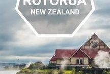 New Zealand Travel / Information and Inspiration for planning a trip to New Zealand.
