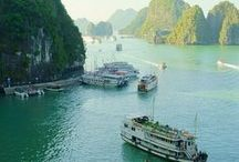 Vietnam Travel / Information and Inspiration for planning a trip to Vietnam.
