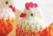 Chickens / Mothers Day is fast approaching so I am looking to create something special. I want to make a Chicken Garland :)