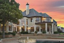 My future home / Ideas and inspiration for my dream home! Interior, exteriors, views and landscaping / by Kelsey Le Roux