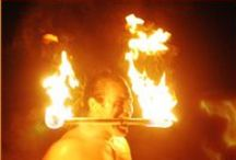 World Fireknife Championship / World Fireknife Competition and Fireknife dancing