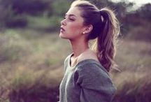 Hairstyles for long hair / SAÇ MODELLERİ