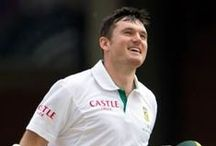 Graeme Smith / A tribute to the retiring South African captain who to-date has played 346 international matches scoring 17,228 runs with a Test match average of 48.72