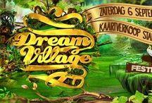 Dream Village 2014 / Step into the Dreammachine!