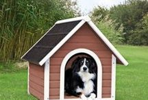Wood Dog House / Affordable wooden Dog Houses For Sale