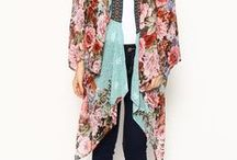 Kimono Fashions / Everyone is saying the kimono jacket is the new cardigan! See the top trendy styles from our vendors at http://www.LAShowroom.com.