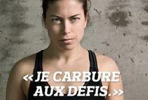 Ambassadeurs / Des #athlètes inspirants! #sports