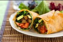 Vegan/Vegetarian Recipes / Delicious vegan/vegetarian alternatives!