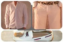 Outfit per una passeggiata estiva / #Outfit perfetto per i ragazzi che amano fare passeggiate estive in piena #comodità ed #eleganza