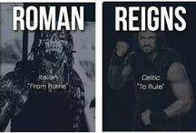 Roman Reigns WWE / by Su Marsh