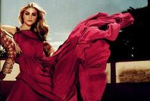 Red Fashion | 2000 - 2010 / Runway and Editorial / by Katherine