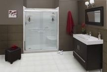 Fresh Showers / Check out some of the favourite showers and fixtures from Centennial 360 in Saskatoon.