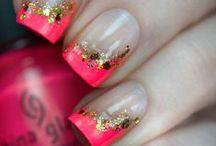 Nails art / Manicure & pedicure