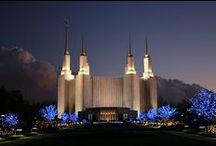 Pics: LDS Temples / LDS Temple Exteriors & Grounds / by Julie Rorden