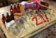 Turn Up Time / 21st Birthday Party Ideas / by Cristina Sprouse