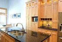 Stylish Kitchen Cabinets / Check out some of the favourite kitchen cabinets at Centennial 350 in Saskatoon.