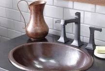 Gorgeous Bathroom Sinks / Check out these favourite items from Centennial 360 in Saskatoon.