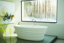 Indulgent Bathtubs / Check out some of our favourite tubs!