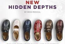 Orthopaedic Shoes / Reed Medicals Range oforthopaedic footwear