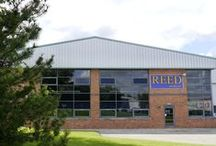 Reed Medical home / The factory