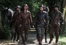 The Musketeers - and Cast / Some of my favorite pictures of D'artagnan, Aramis, Athos and Porthos and the rest of the fabulous cast of the BBC TV Series - The Musketeers