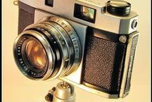 In quell'istante/ The decisive moment / vintage cameras, photography tips