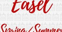 Easel Clothing at LA Showroom /  EASEL is known for its soft fabrics and ease of wear available at LA Showroom wholesale