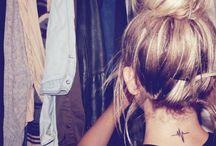 Tattoos&Piercings / by Ashley Hilla
