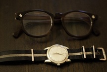 watches & glasses