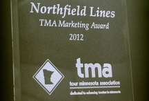 Awards / We would provide great transportation regardless, but sometimes it's nice to get recognized for a job well done!