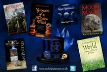 My books / Details of my books can be found on my website www.rachelpatterson.co.uk or on the publishers website www.moon-books.net - and most online book stockists