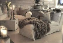 HOME | LIVING ROOM INSPIRATION / Living room inspiration | Cosy living room | Family home inspiration | Living room decor