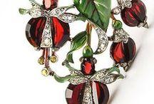 Jewelry - Trifari / Trifari vintage jewelry / by Kim Egan
