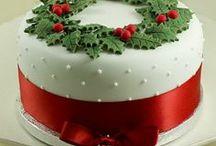 Christmas Desserts & Cakes