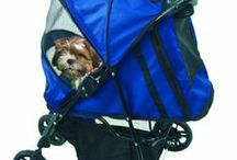 Posh Pet Strollers / For Cats And Dogs