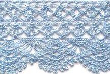 Crochet - Edgings