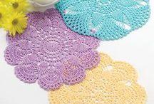 Crochet - Doilies, Mandalas