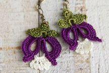 Crochet - Earrings
