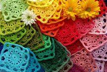 Crochet - Squares