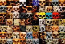Cracked Cranium #Flipboard #Magazine / #SkullArt & #Skeletons #Skulls & #Art - #CrackedCranium #Flipboard : http://flip.it/bL4y6 - https://www.facebook.com/MindSpaceApocalypse