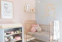 HOME | NURSERY INSPIRATION / Nursery decor | Nursery inspiration | Baby boy nursery | Baby girl nursery | Modern nursery | Scandi nursery | Monochrome Nursery