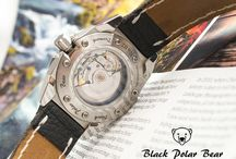 Watches / Pictures of Black Polar Bear warches