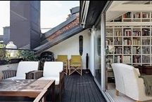 Balcony & Rooftops