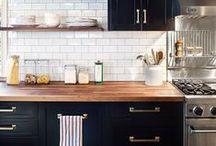 HOME | KITCHEN & DINING INSPIRATION / Kitchen inspiration | Dream kitchen | Kitchen decor | Dining room inspiration | Dining room decor | Family dining