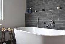 HOME | BATHROOM INSPIRATION / Bathroom inspiration | Bathroom decor | Interior design bathroom