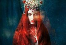 Babalon / Babalon. Nagual Woman. Family, Friends And Relationships. Rune Inguz. Star of Babalon, Seal of Babalon, Waratah Blossom.