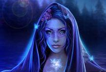 Diadora (Lady Of Avalon) / Diadora / Lady Of Avalon / White Myrtle Goddess