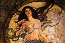 Psyche (Gemini) / Psyche / Goddess Gemini. Consort of Eros / Eleutherios.