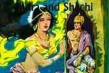 """Shachi (Indrani) / Shachi Is """"The Yellow Rose Of Friendship."""" Also Called Indrani, One Of Her Titles Is """"The Endless Beauty."""""""